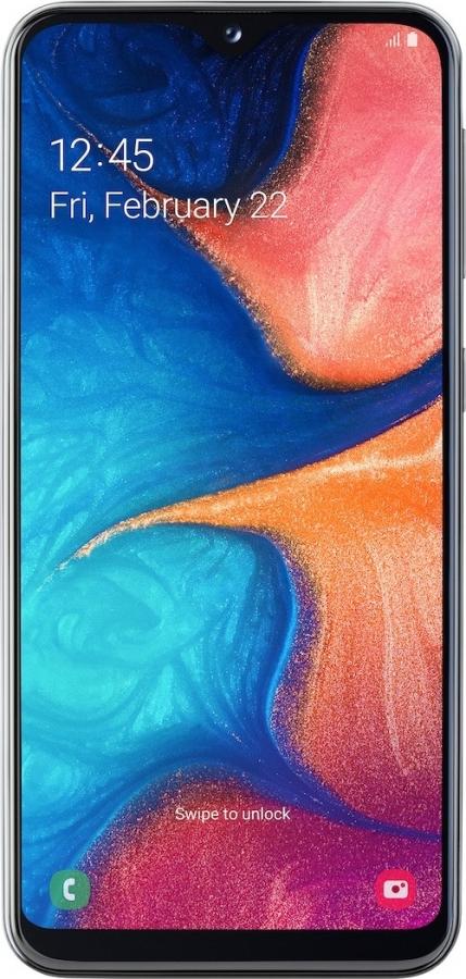 SAMSUNG GALAXY A20e DUAL SIM (SM-A202) Smartphones Μαύρο