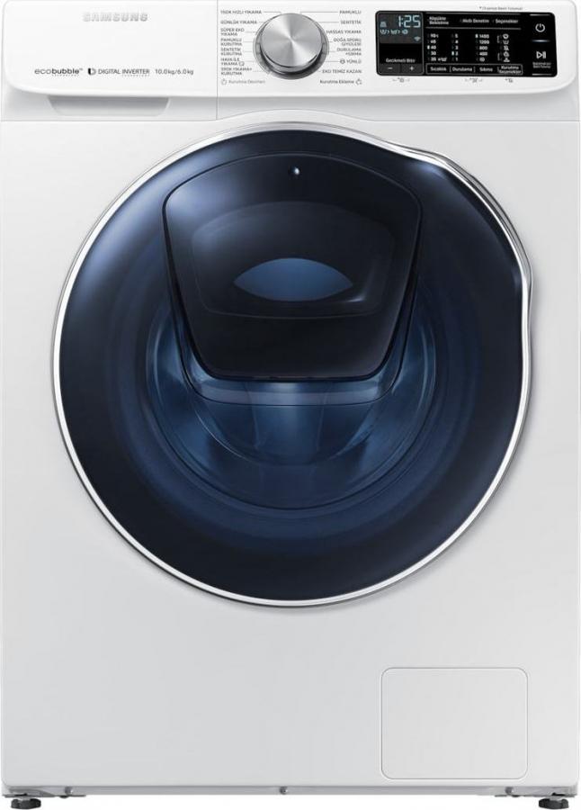 SAMSUNG WD10N644R2W/LE Πλυντήρια-Στεγνωτήρια A- 10Kg/6Kg WiFi- 1400Rpm.