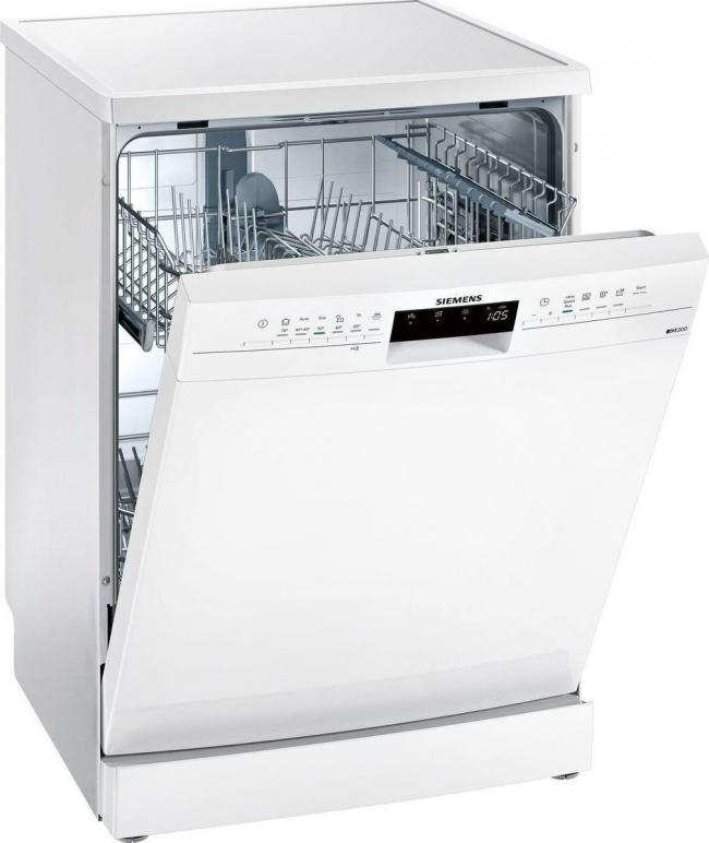 SIEMENS SN236W01GE Πλυντήριο πιάτων White