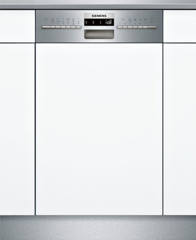 SIEMENS SR536S01IE Πλυντ. πιάτων 45cm.