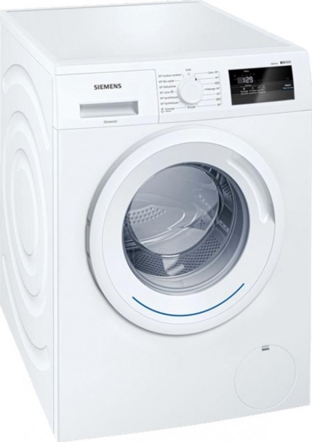 SIEMENS WM12N008GR Πλυντήρια 8KG-A+++ -1200Rpm.