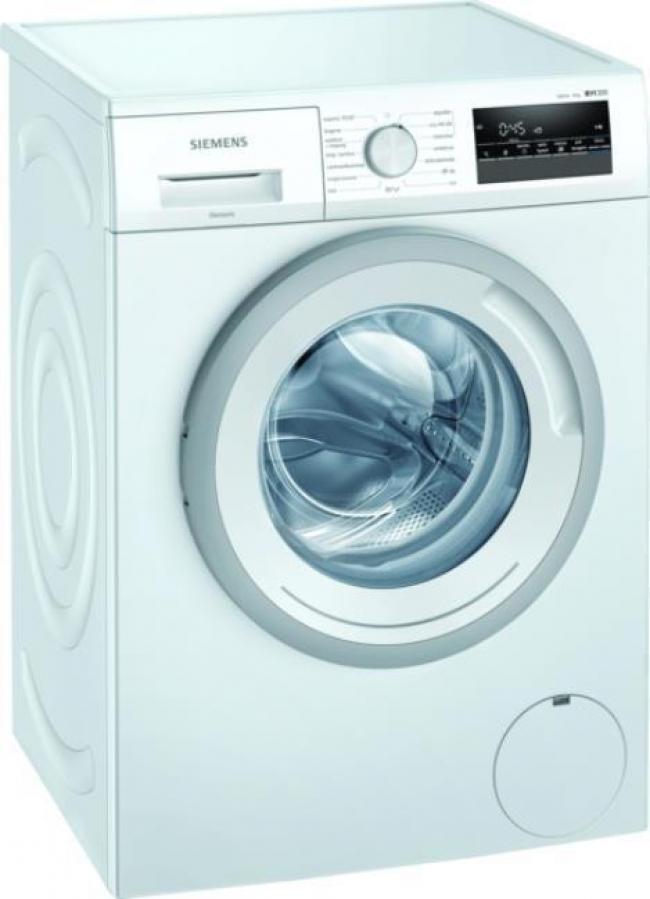 SIEMENS WM12N208GR Πλυντήρια ρούχων 8KG, A+++, 1200Rpm.