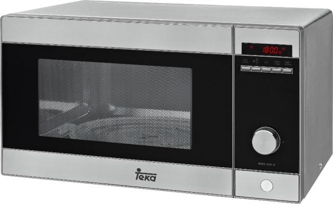TEKA F.050.SS MWE 230G Φούρνος μικροκυμάτων Inox