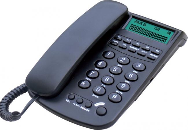 TELEMAX CID-1062B Ενσύρματα Τηλέφωνα