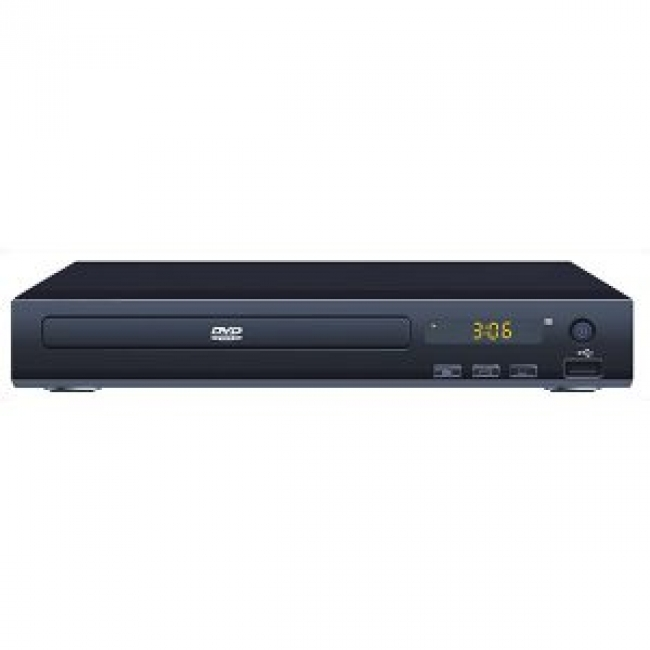 TELEMAX DVD-2003 Dvd Player Black