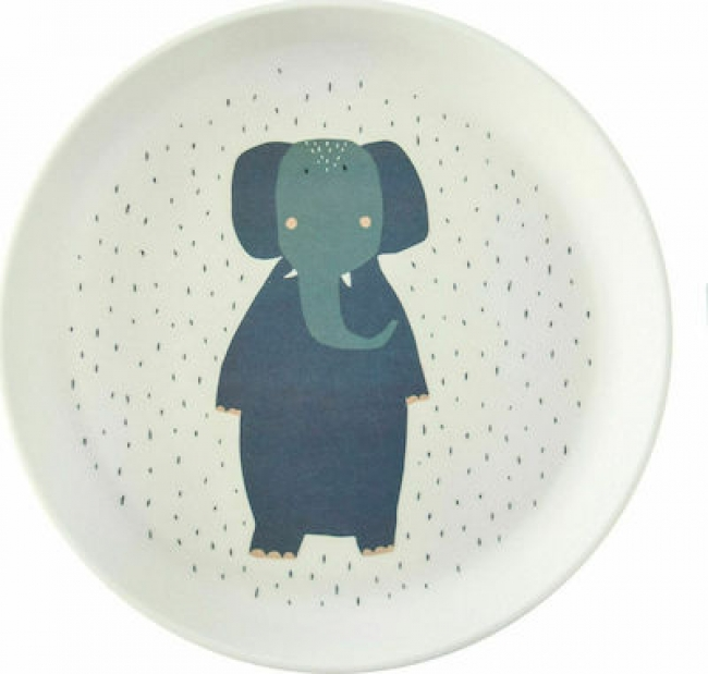 TRIXIE PLATE MRS. ELEPHANT 77324