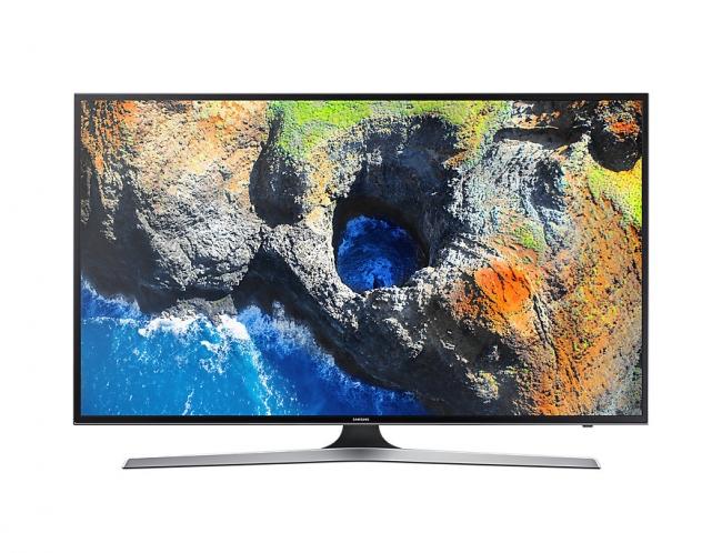 UE50MU6122KXXH Τηλεόραση