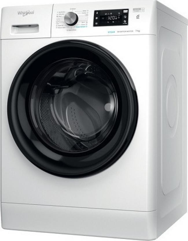WHIRLPOOL FFB 7238 BV EE Πλυντήρια ρούχων 7Kg/1200Rpm