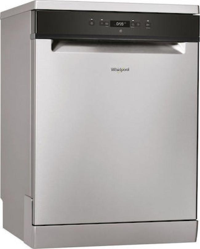 WHIRLPOOL WFC 3C26 X Πλυντήριο πιάτων Ελεύθερο 60cm Inox- A++.