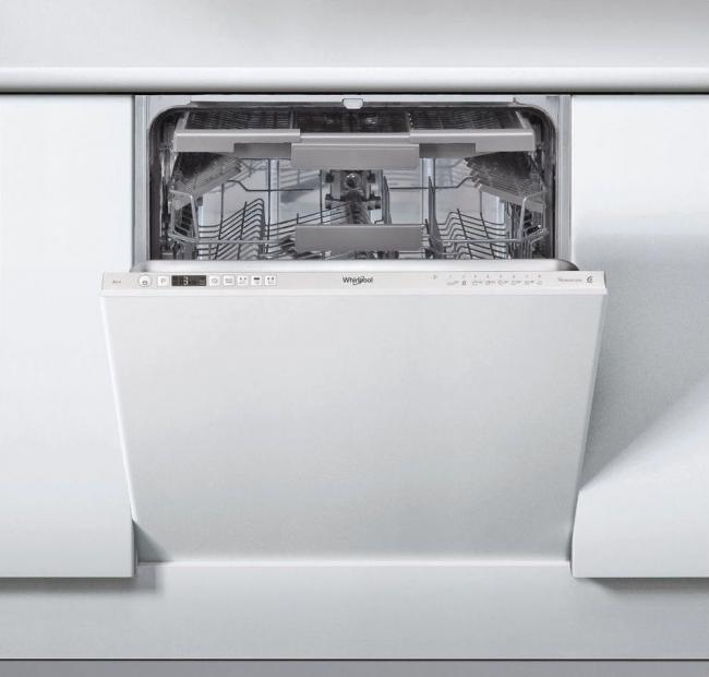 WHIRLPOOL WIC 3C23 PEF Πλυντ. πιάτων Πλήρως Εντοιχ/νο 60cm. A++