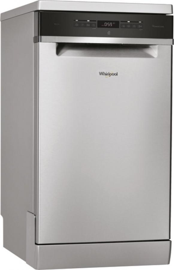 WHIRLPOOL WSFC 3M17 Πλυντήριο πιάτων INOX A+ 45cm.