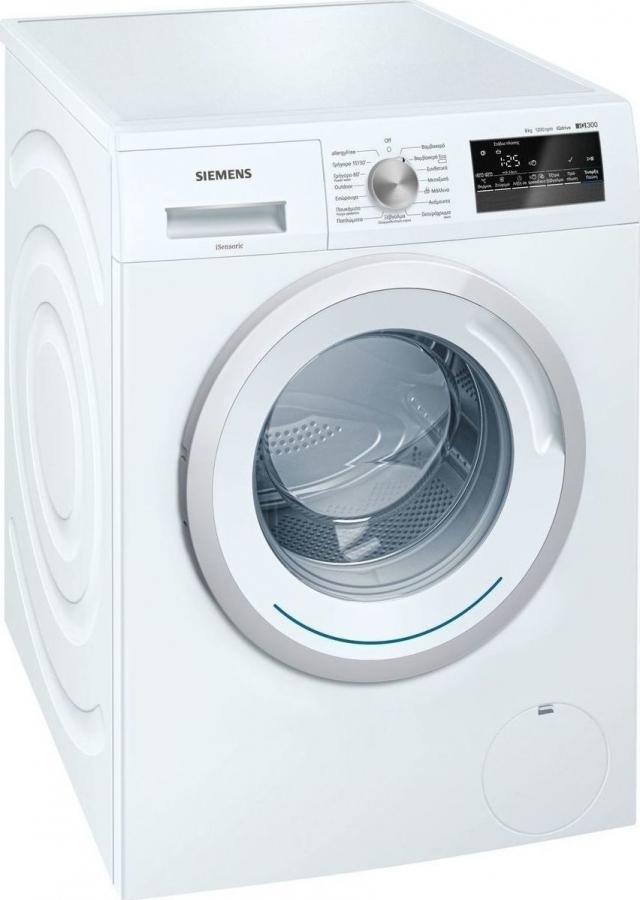 WM12N268GR 8KG Πλυντήριο Ρούχων