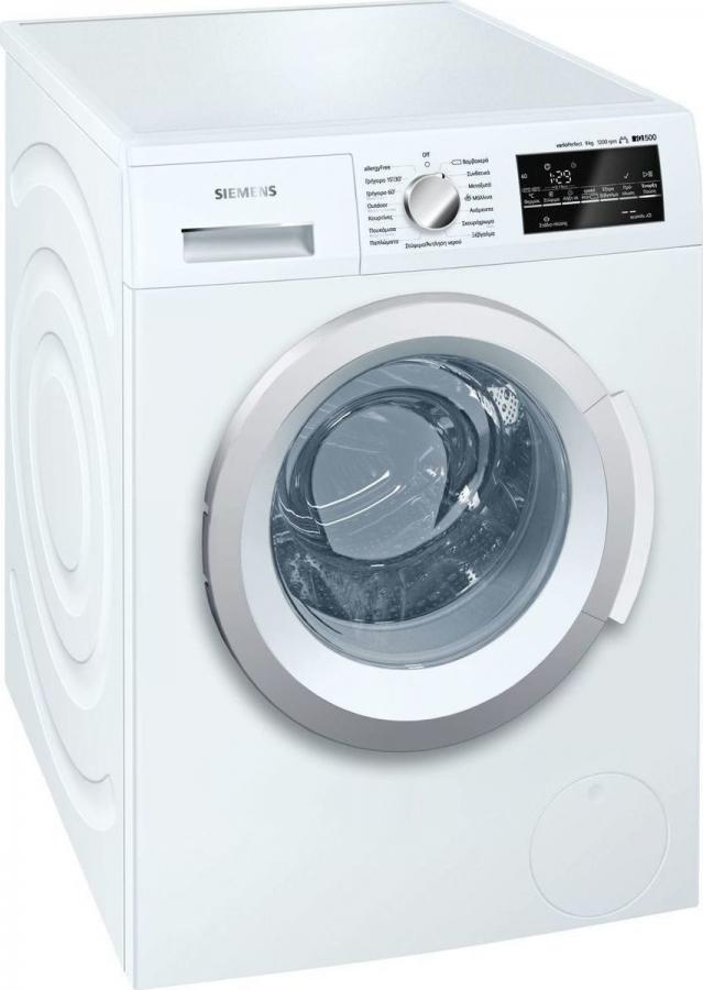 WM12N068GR  8KG Πλυντήριο Ρούχων
