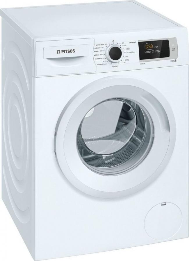WNP1000D8 8KG Πλυντήριο Ρούχων