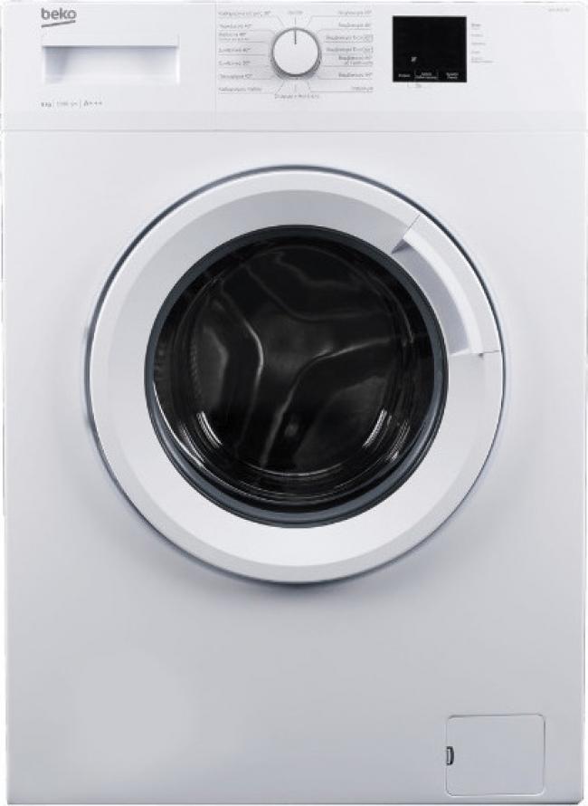 WTV 8511 BO 8KG Πλυντήριο Ρούχων