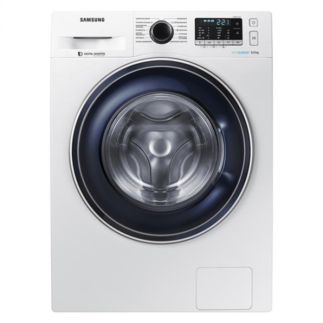 WW80J5445FW/LV Πλυντήριο Ρούχων A+++