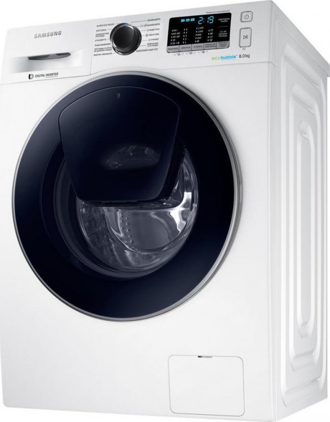 WW80K5410UW Πλυντήριο Ρούχων
