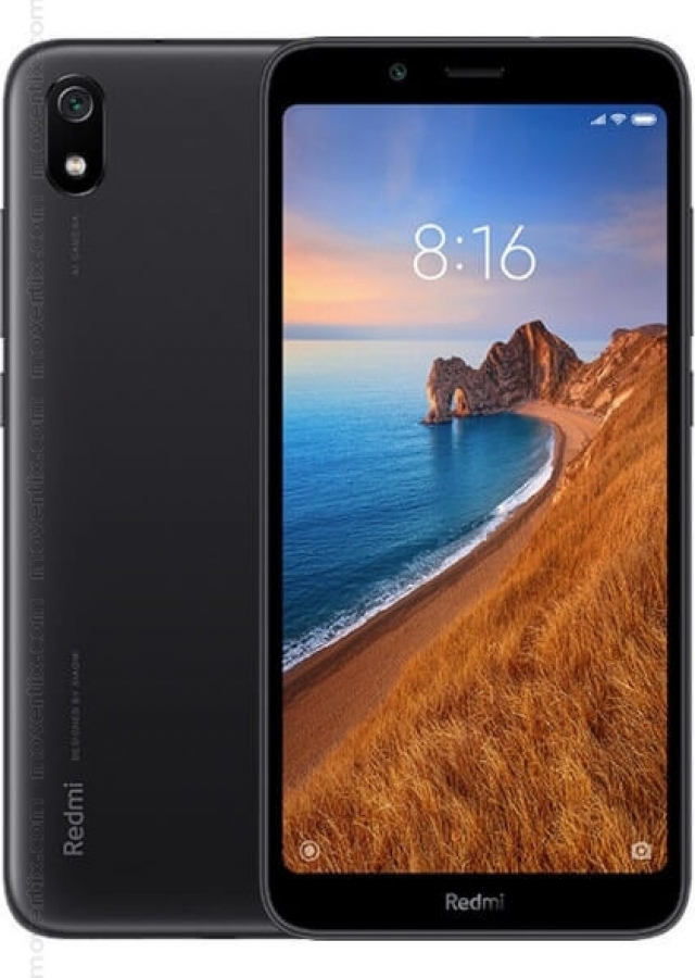 XIAOMI REDMI 7A 16GB Smartphones Μαύρο