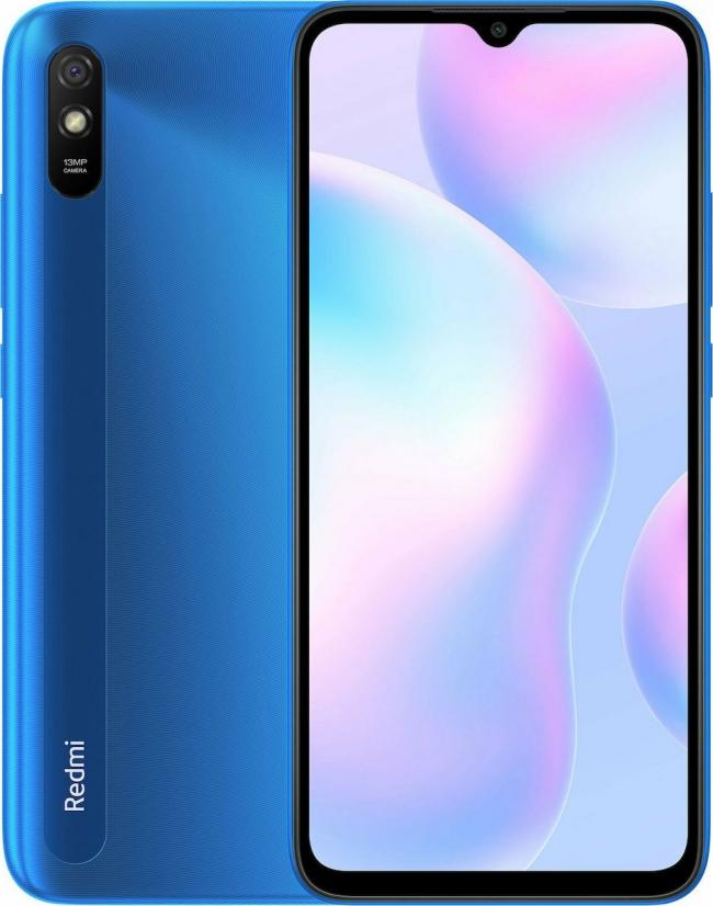 XIAOMI REDMI 9A 2GB/32GB Smartphones Blue