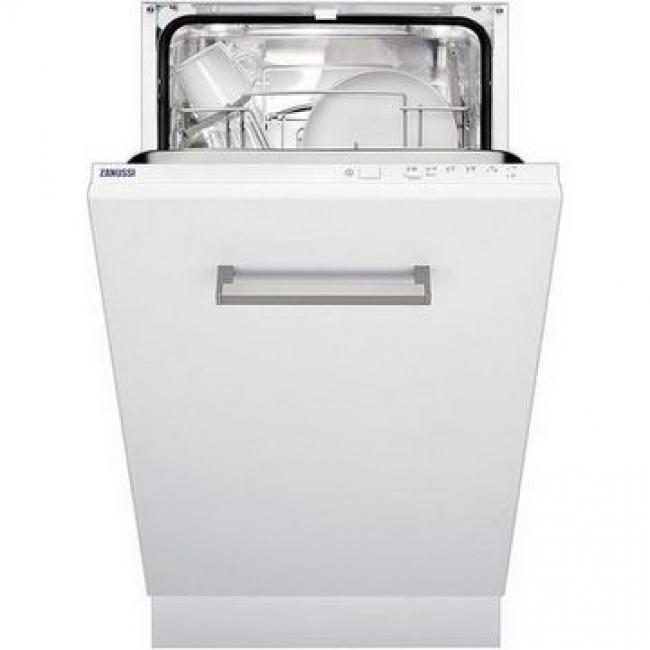 ZDTS105 Εντοιχιζόμενο Πλυντήριο Πιάτων 45cm
