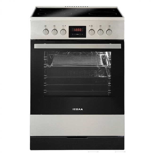 ZL6013-334X Κεραμική Κουζίνα Inox