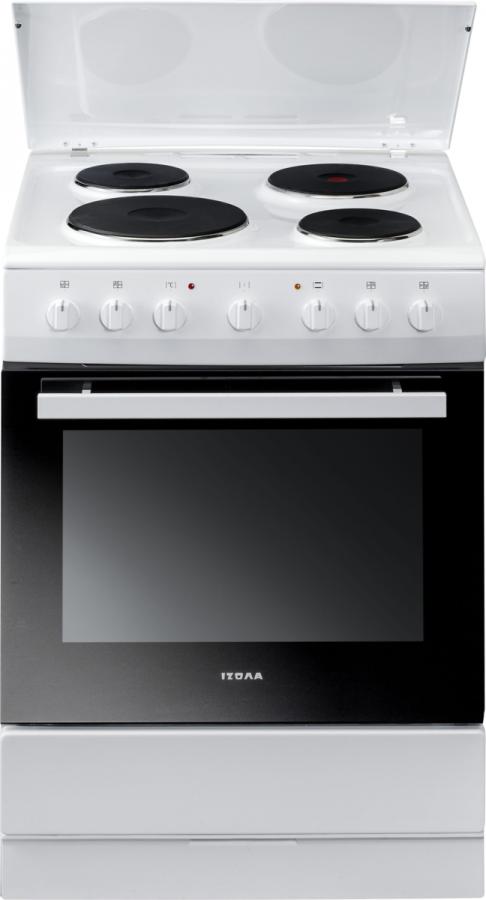 ZL6020-231 Εμαγιέ Κουζίνα Λευκή